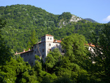 Bachkova Monastery  Rhodope Mountains  Bulgaria  Europe