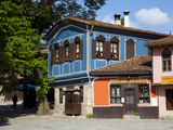 20th April Square  Old Town Market Square  Koprivshtitsa  Bulgaria  Europe