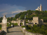 Fortress of Tsarevets  Main Gate  Church of the Blessed Saviour and Patriarchal Complex  Veliko Tar