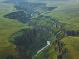 The Main Branch of the Owyhee River