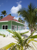 Beach Hut  Bavaro Beach  Punta Cana  Dominican Republic  West Indies  Caribbean  Central America