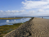 Hurst Spit  Keyhaven  Hampshire  England  United Kingdom  Europe