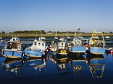 The Harbour at Keyhaven  Hampshire  England  United Kingdom  Europe