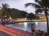 St Lawrence Gap  Bridgetown  Barbados  West Indies  Caribbean  Central America