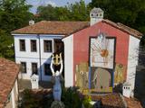 Georgi Bozhilov Slona House  Modern Art Gallery  Old Town  Plovdiv  Bulgaria  Europe