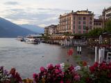 Town of Bellagio  Lake Como  Lombardy  Italian Lakes  Italy  Europe