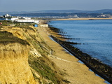 Holiday Resort of Milford on Sea  Hampshire  England  United Kingdom  Europe