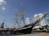 German Shipping Museum  Bremerhaven  Bremen  Germany  Europe