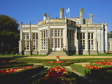 The Exterior of Highcliffe Castle  Dorset  England  United Kingdom  Europe