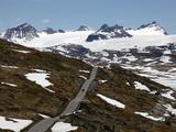 Sognefjellvegen  Jotunheimen  Sogne Og Fjordane  Norway  Scandinavia  Europe