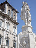 Ducal Palace and Statue  Modena  Emilia Romagna  Italy  Europe