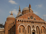 The Pontifical Basilica of St Anthony of Padua  Padua  Veneto  Italy  Europe