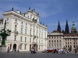 Prague Castle  Prague  Czech Republic  Europe
