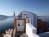 Oia  Santorini  Cyclades Islands  Greek Islands  Greece  Europe
