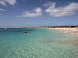 Santa Maria  Island Sal  Cape Verde  Atlantic Ocean  Africa