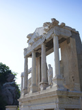 Roman Marble Amphitheatre Built in the 2nd Century  Plovdiv  Bulgaria  Europe