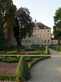 Schengen Castle  Schengen  Mosel Valley  Luxembourg  Europe