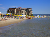 South Sunny Beach  Beachside Resorts  Black Sea Coast  Bulgaria  Europe