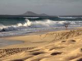Santa Maria  Island Sal  Cape Verde Islands  Atlantic Ocean  Africa