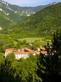 Bachkova Monastery  Rhodope Mountains  Bulgaria  Europe