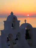 Oia  Santorini  Cyclades Islands  Greek Islands  Greece  Europe