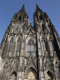Cathedral  UNESCO World Heritage Site  Cologne  North Rhine Westphalia  Germany  Europe