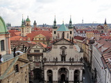 Old Town  UNESCO World Heritage Site  Prague  Czech Republic  Europe