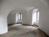 The Round Tower Interior  Copenhagen  Denmark  Scandinavia  Europe