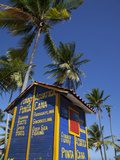 Watersports Hut  Bavaro Beach  Punta Cana  Dominican Republic  West Indies  Caribbean  Central Amer