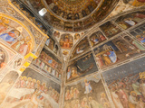 Giusto De Menabuoi Frescoes in the Baptistery of the Cathedral of the Assumption of Mary of Padua