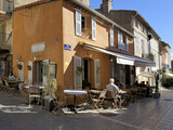 Back Street Restaurants  St Tropez  Var  Provence  Cote D'Azur  France  Europe