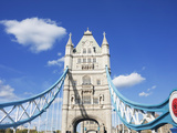 Tower Bridge  London  England  United Kingdom  Europe