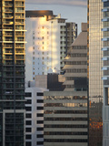 Close-Up of Buildings in City Centre  Brisbane  Queensland  Australia  Pacific