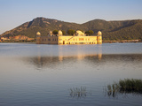 The Jai Mahal (Lake Palace)  Jaipur  Rajasthan  India