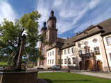 Abbey Church of St Peter  Black Forest  Baden-Wurttemberg  Germany  Europe