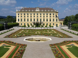 Schonbrunn Palace  UNESCO World Heritage Site  Vienna  Austria  Europe