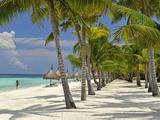 Beach Scene  Panglao  Bohol  Philippines  Southeast Asia  Asia