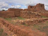 Pecos National Historical Park  Santa Fe  New Mexico  United States of America  North America
