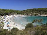 Parc Natural De Mondrago S'Amarador Beach  Mallorca (Majorca)  Balearic Islands  Spain  Mediterrane