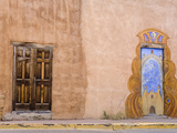 Doors in Santa Fe  New Mexico  United States of America  North America