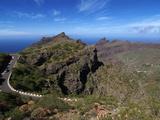 Masca  Teno Mountains  Tenerife  Canary Islands  Spain  Europe