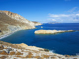 Katergo Beach  Folegandros  Cyclades Islands  Greek Islands  Aegean Sea  Greece  Europe