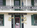 Pacific House Museum at Monterey State Historic Park  California  United States of America  North A