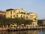 Sirmione  Lake Garda  Lombardy  Italian Lakes Italy  Europe