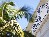 Rodeo Drive  Beverly Hills  Los Angeles  California  United States of America  North America