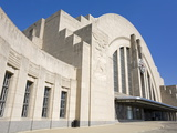 Cincinnati Museum Center at Union Terminal  Cincinnati  Ohio  United States of America  North Ameri