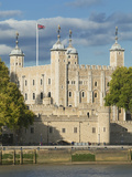 Tower of London  UNESCO World Heritage Site  London  England  United Kingdom  Europe