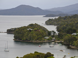 Stewart Island  New Zealand  Pacific