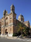 Eglise Notre Dame De La Victoire  St Raphael  Var  Provence  Cote D'Azur  France  Europe