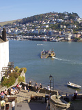 River Dart  Dartmouth  Devon  England  United Kingdom  Europe